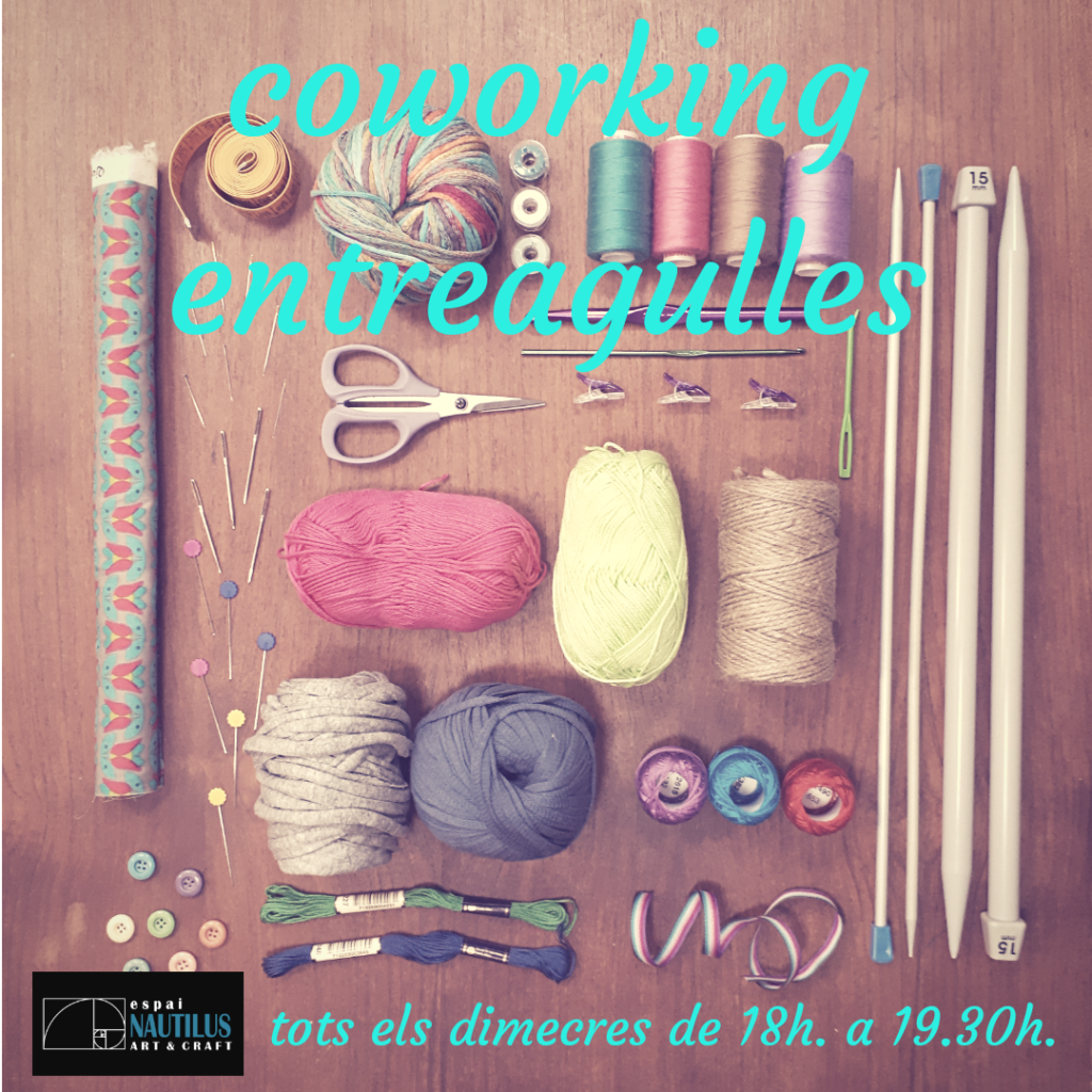 TALLER COWORKING ENTREAGULLES