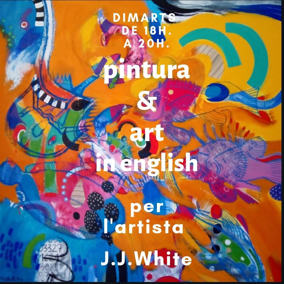 CURS DE PINTURA&ART IN ENGLISH