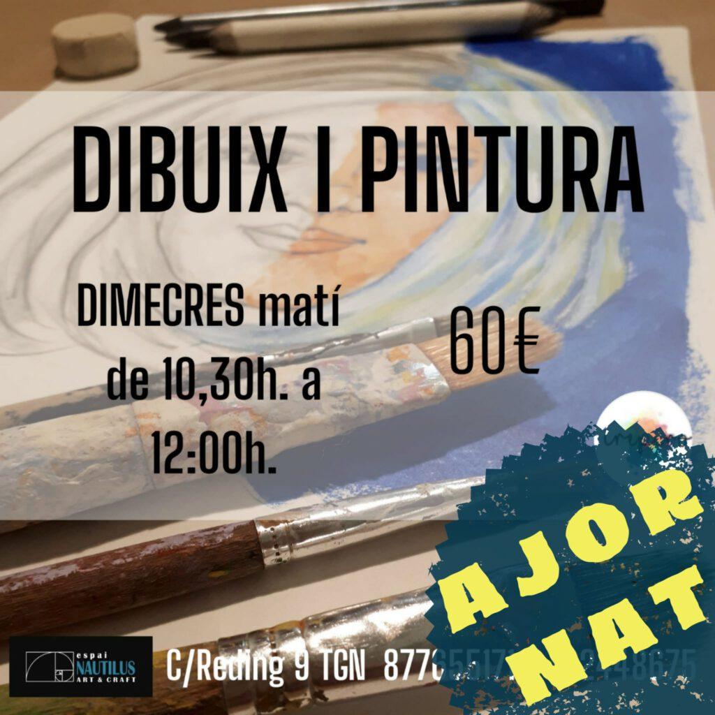 CURS DE DIBUIX I PINTURA