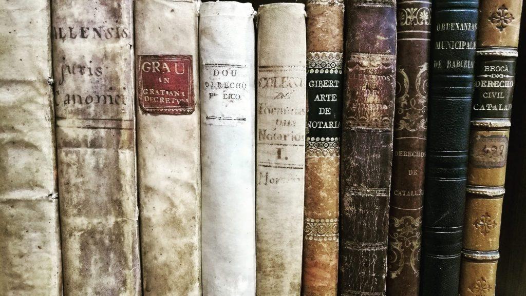 detall llibres