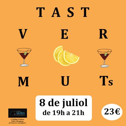 TAST DE VERMUTS