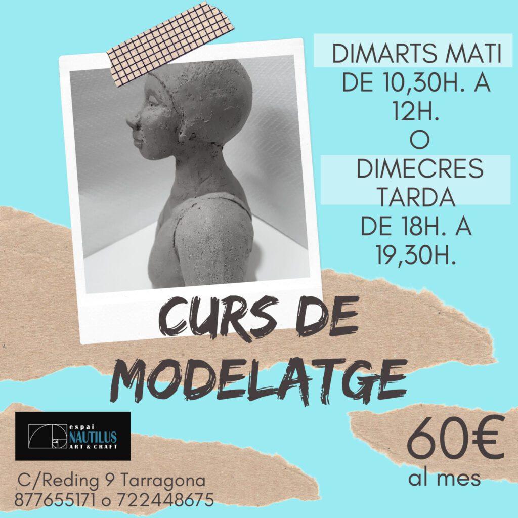 CURS DE MODELATGE