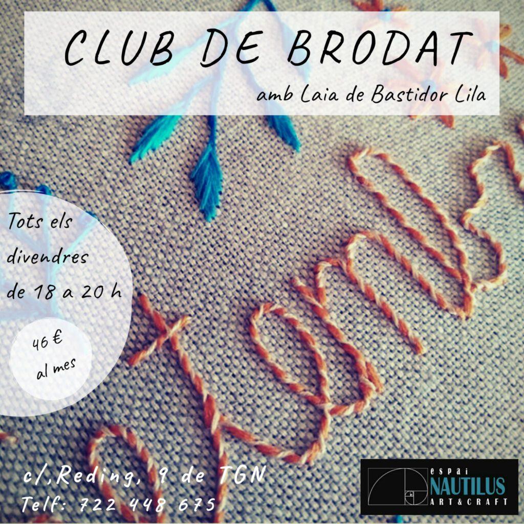 CLUB DE BRODAT