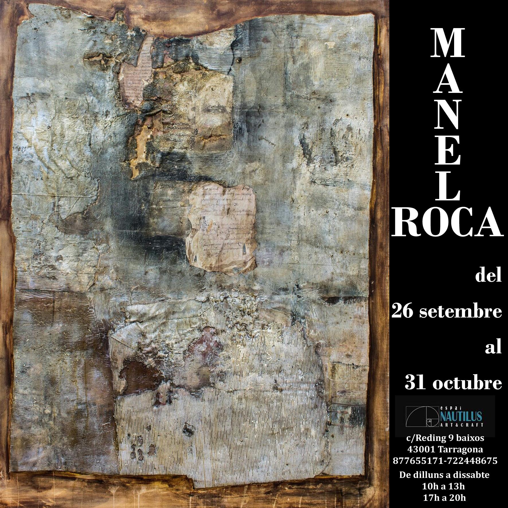 expo Manel Roca
