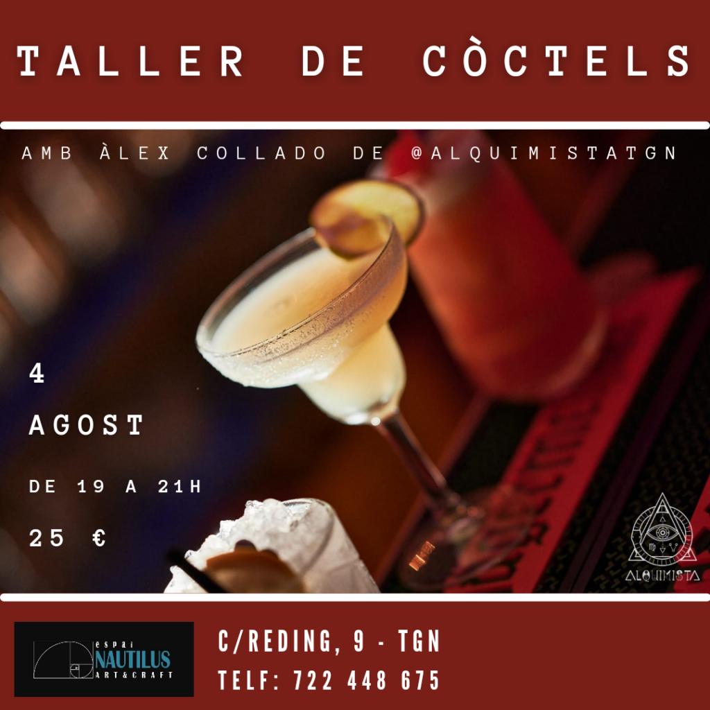 TALLER DE CÒCTELS